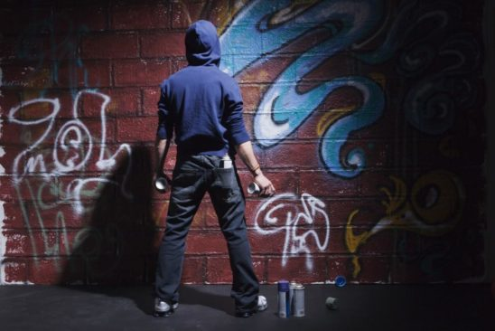 Protecting Artistic Vandalism: Graffiti and Copyright Law