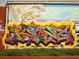 Spray-Paint Graffiti 1